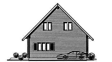 v rder holzhaus vh70 106 v rder holzhaus. Black Bedroom Furniture Sets. Home Design Ideas