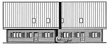 v rder holzhaus vh70 92 doppelhaus. Black Bedroom Furniture Sets. Home Design Ideas